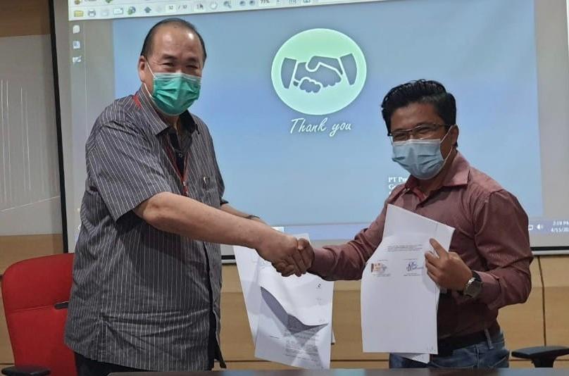 Gandeng PT Pos Logistik, PT Deka Sari Perkasa Siap Distribusi Furniture ke Seluruh Pelosok Indonesia